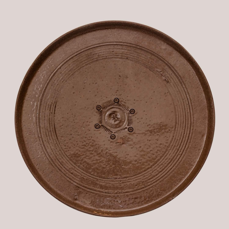 Bord, diameter 28,5 cm